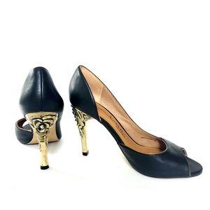 Nina Selma rose heels size 6.5